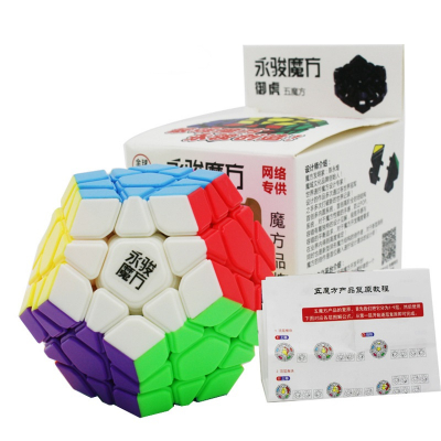 12-ти гранник Megaminx ShengShou (пластик)