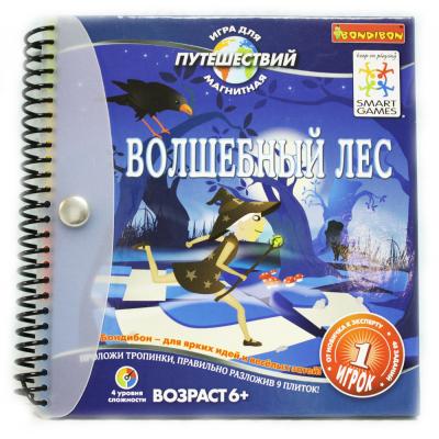 """Магнитная игра Bondibon """"Волшебный лес"""""""