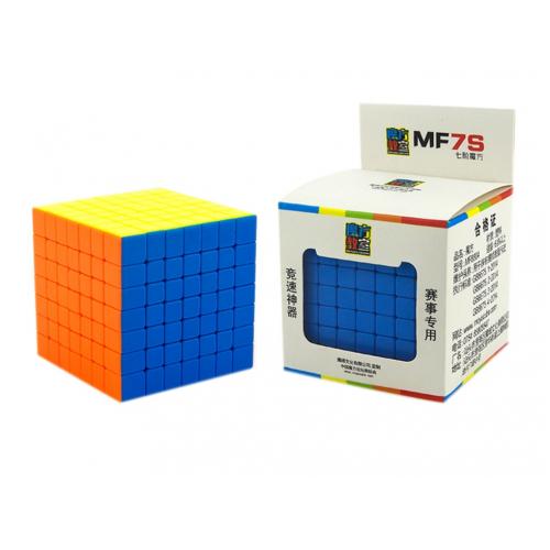 Кубик рубик 7х7х7 (пластик)