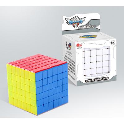 Кубик рубика 6х6х6 (пластик)