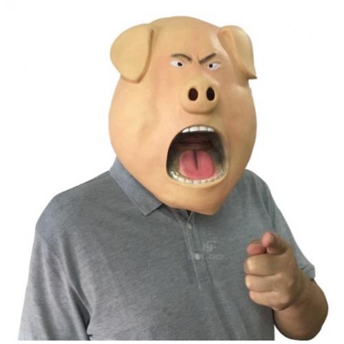 Маска свин