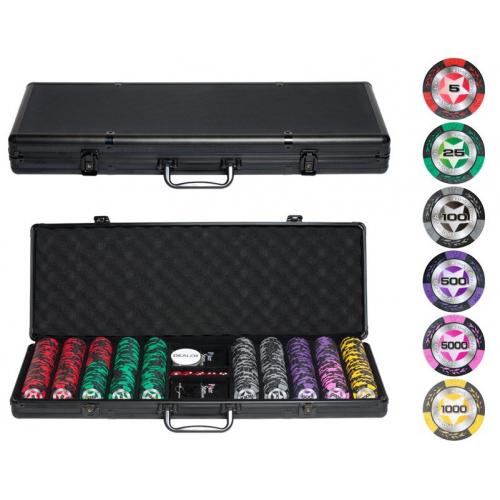 Покерный набор STARS 500( Профессиональный набор)