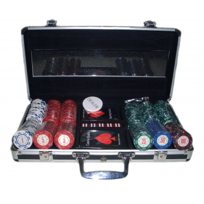 Покерные наборы на 300 фишек