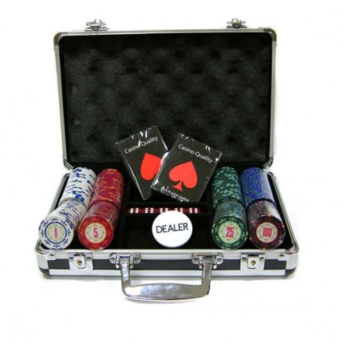 Покерный набор Casino Royal 200