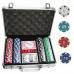 Покер 200 фишек в кейсе