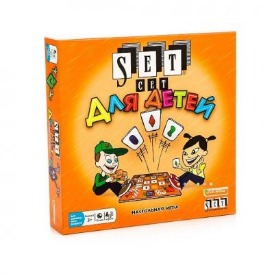 Set (Сет) для детей настольная игра