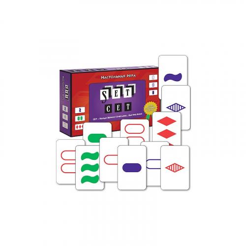 Set (Сет) настольная игра