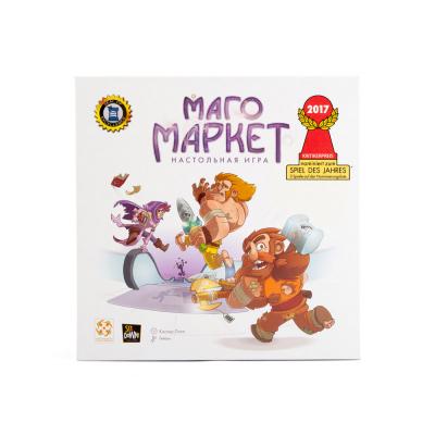 МагоМаркет настольная игра