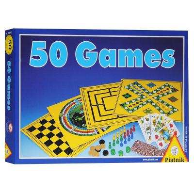 50 Games настольная игра