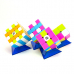 YJ 2+3+4+5 set (набор из 4 разных головоломок)