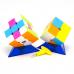 YJ 2+3 set (набор из 2 разных головоломок)