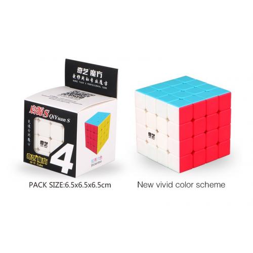 (4x4x4) Qiyi QiYuan S 4x4