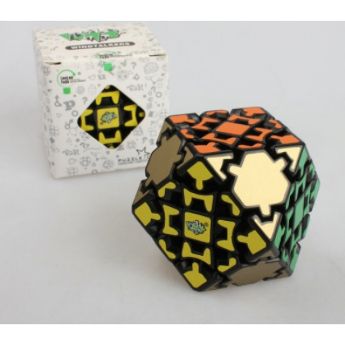 Gear Tetrakaidecahedron