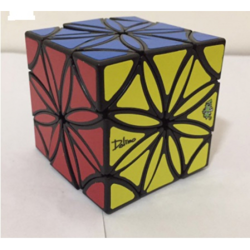 lanlan new Petals magic flower magic cube