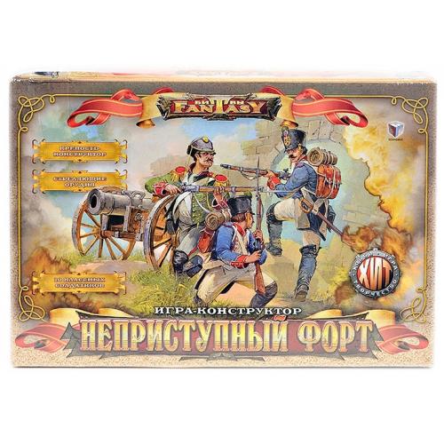 """Конструктор-игра """"Неприступный форт"""""""