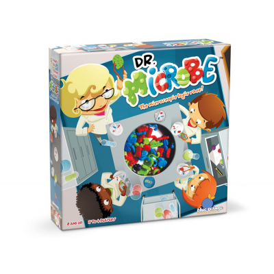 Доктор Микроб (Dr. Microbe) настольная игра