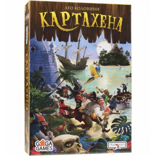 Картахена настольная игра