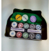 Покер 200 фишек в коробке