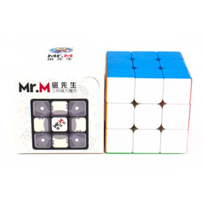 Кубик ShengShou 3x3 Mr. M (Magnetic)
