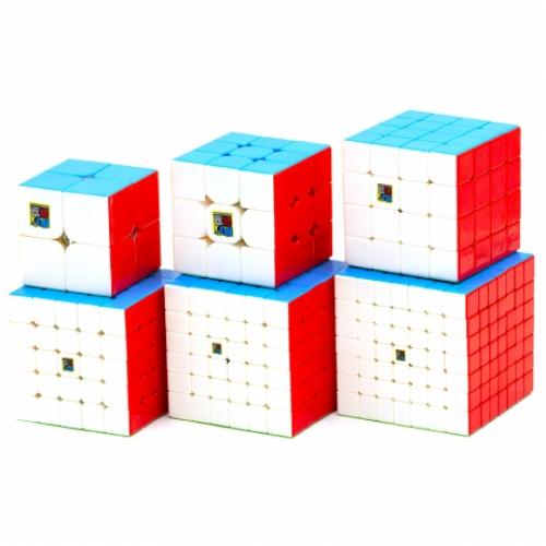 Набор MoYu Cubing Classroom 2×2-7×7