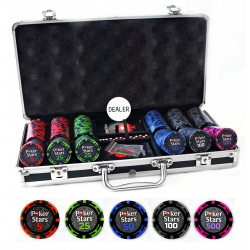 Покер на 200 Poker-Stars (Эксклюзивный набор)