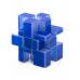 Кубик QiYi (MoFangGe) 3×3 Luminous Mirror