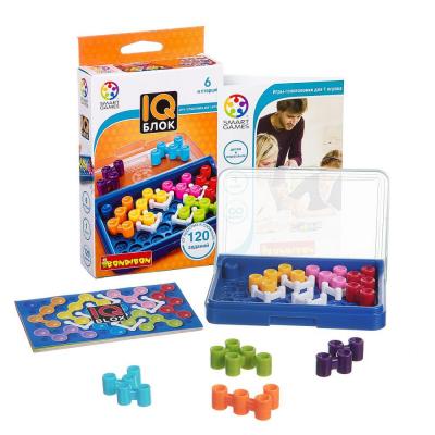 Настольная игра-головоломка IQ-Блок
