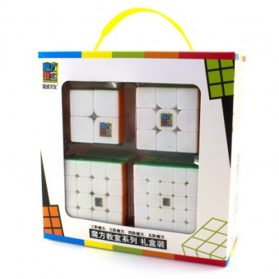 Набор MoYu 2x2x2-5x5x5 Cubing Classroom