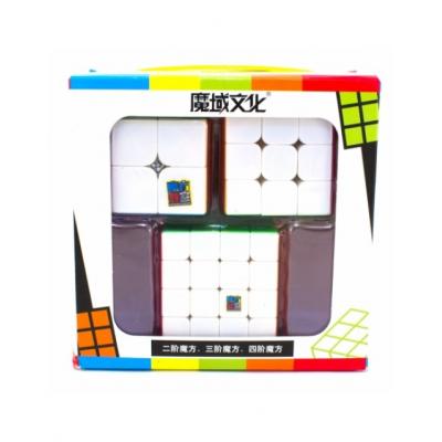 Набор кубиков MoYu Cubing Classroom 2X2-4X4