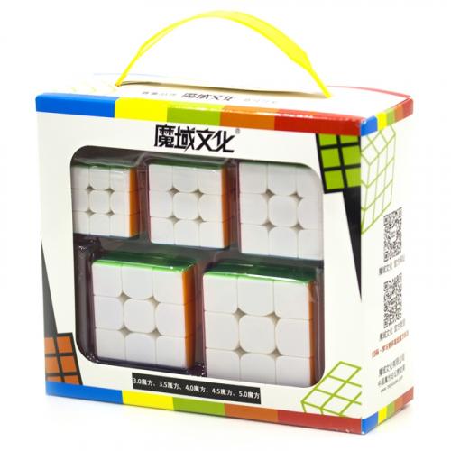 Набор мини-кубов MoYu MF mini