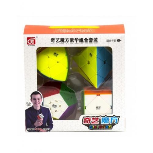 Набор mofangge non-cubic gift box color
