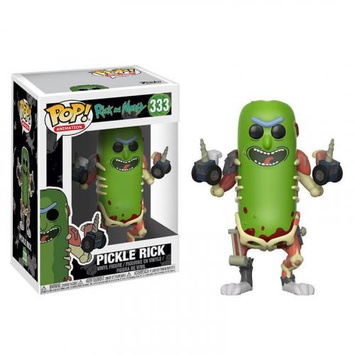 Фигурка Funko Rick & Morty: Pickle Rick