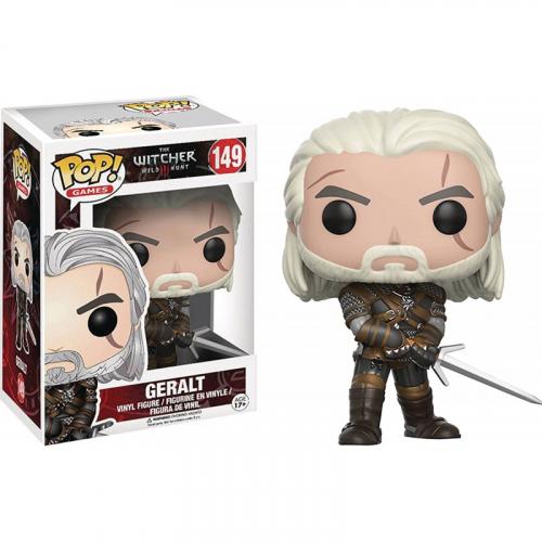 Фигурка Funko The Witcher Wild Hunt - Geralt