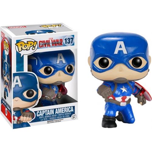 Фигурка Funko Капитан Америка (Captain America Kneeling Pose)