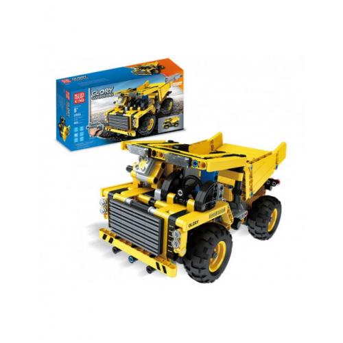 Конструктор MOULD KING Карьерный грузовик с ДУ