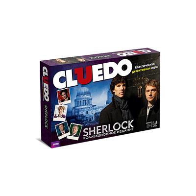Настольная игра Клуэдо. Шерлок