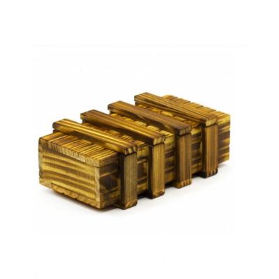 Деревянная головоломка Шкатулка