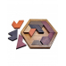 Деревянная головоломка 11 clever puzzle