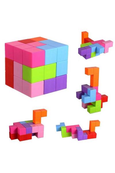 Конструктор Magnetic block cube