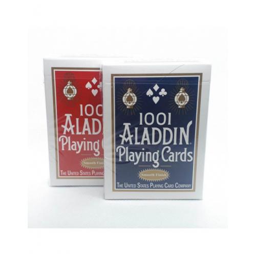 Карты игральные Aladdin 1001