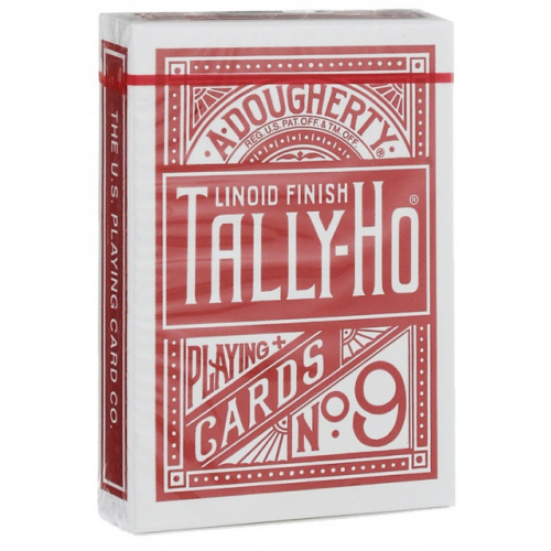 Карты игральные Tally-Ho Circle Back