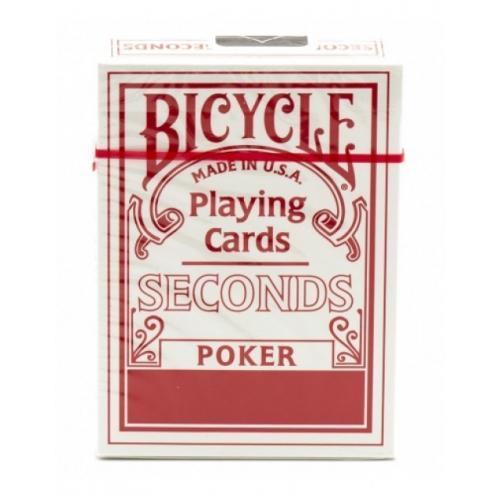 Карты игральные United States Playing Card Bicycle Seconds