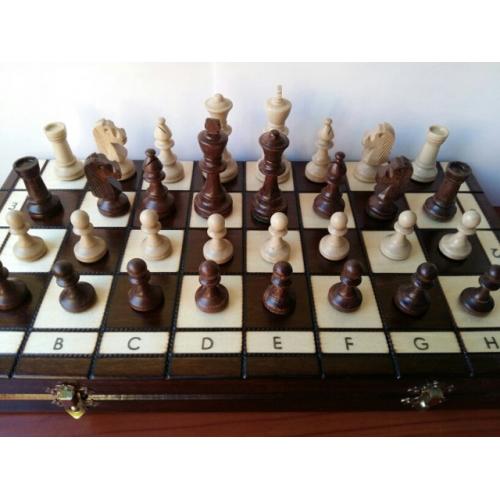Шахматы №122 Олимпийские, большие