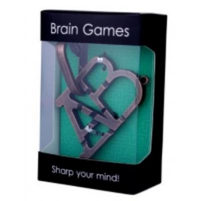 Металлическая головоломка ABC gift box