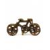Металлическая головоломка Metal Bicycle gift box