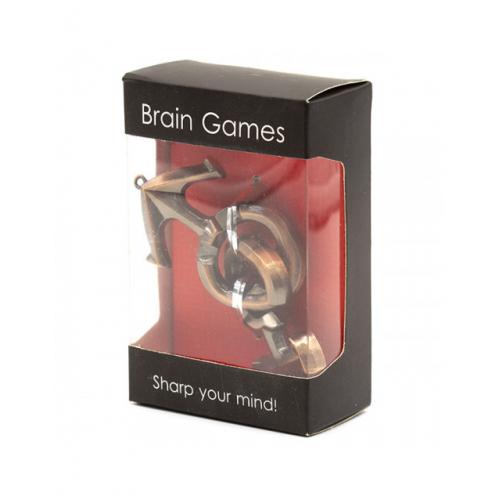 Металлическая головоломка Дольче gift box
