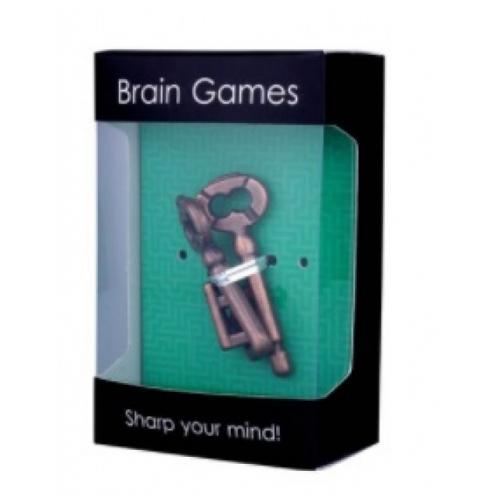 Металлическая головоломка ключи gift box
