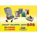 Головоломка Lonpos Colorful Cabin 808 задач