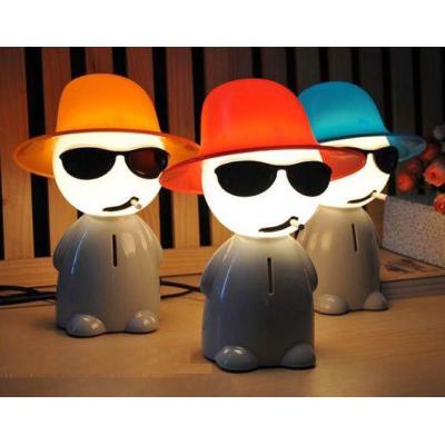 Светильник с копилкой Cool Man