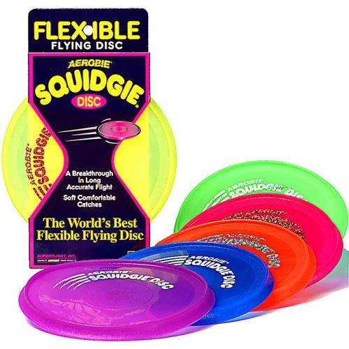 Летающий диск Squidgie disc